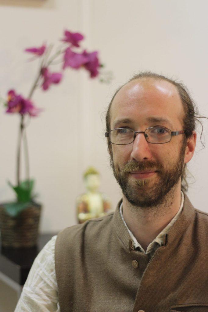 Arnaud Didierjean Massage Sonore à Lyon